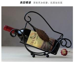 Wine Accessories Metal Wine Rack pictures & photos