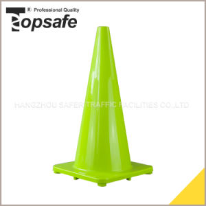 USA Style Australia Style Lime Color PVC Cone pictures & photos