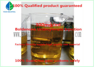 Boldenone Undecylenate Raw Liquid Equipoise 300 for Muscle Gain and Weight Loss pictures & photos
