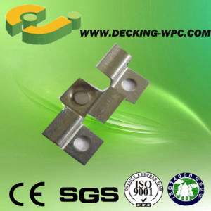 WPC Floor Accessories Clips in China pictures & photos