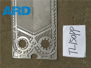 Thermowave Plate Heat Exchanger Plate Tl15b Tl150PP Plate Titanium C2000 AISI304 AISI316 pictures & photos