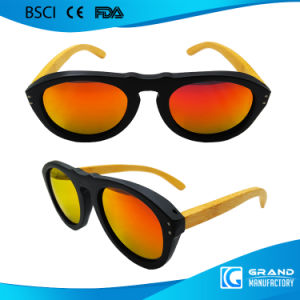 Cool Safety Glasses Ce Natural Wooden Sunglasses pictures & photos