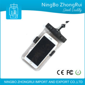 PVC Water Proof Pouch Bag Waterproof Phone Case pictures & photos
