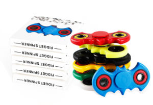Bat Shaped Plastic Fidget Hand Finger Spinners pictures & photos