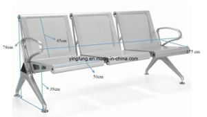 Public Airport Chair, Longue Chair pictures & photos