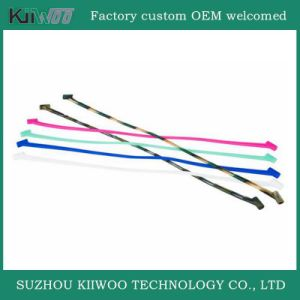 Wholesale Customized Different Size and Color Silicone Rubber Band pictures & photos
