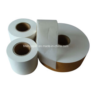 Top Quality 18GSM Non Heat Sealable Tea Bag Filter Paper Manufacturer pictures & photos