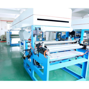 Medium Type High Speed BOPP Adhesive Tape Coating Machine pictures & photos