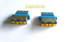 Sc Duplex Sm Blue Fiber Optical Adapter pictures & photos