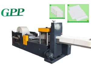 High Speed Folding Napkin Paper Making Machine pictures & photos