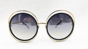 Round Shape Acetate Sunglasses pictures & photos