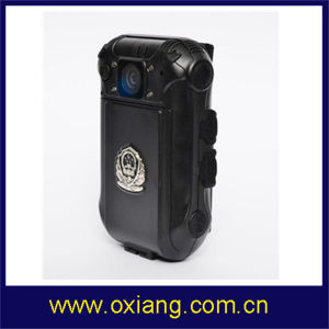 Full HD 1080P Waterproof Police Video Body Worn Camera with 32GB Built in Memory + GPS pictures & photos