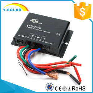 Epever 10A 12V Solar Power/Panel Controller/Regulator with Waterproof Ls1012EPD pictures & photos