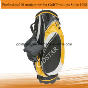 Nylon Golf Bag with Stand pictures & photos