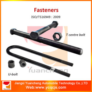 Auto Fasteners U Bolt and Nuts for Hino 500 pictures & photos