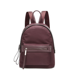 6001. Leather Backpack Ladies′ Handbag Designer Handbags Fashion Handbag Leather Handbags Women Bag pictures & photos