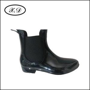Color Rain PVC Boots for Ladies pictures & photos