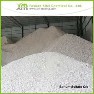96%+ Purity Baso4 Nature Barium Sulfate for Glass Special pictures & photos