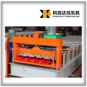 Kxd-840 Ibr Roof Forming Machine Roof Tile Making Machine pictures & photos