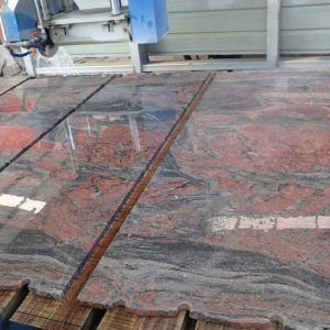China Hubei Province Hot Slaes Granite Multicolor -Red Granite Tile for Stair/Floor/Countertop pictures & photos