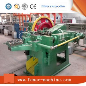 China Automatic Steel Wire Nail Making Machine Price pictures & photos