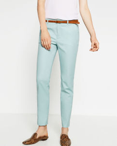 Colorful Fashioned Women Leisure Trouser pictures & photos