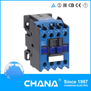 Electrical Factory 3phase 24V Coil 220V AC Coil Motor Control 9-95A DC Contactor pictures & photos