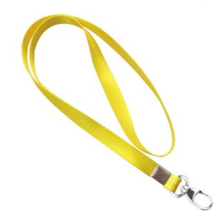 Custom Promotion Lanyard with Metal Hook pictures & photos