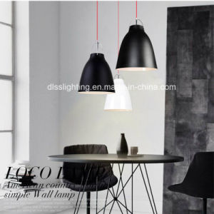 Simple Design Acrylic Iron Pendant Light for Coffee Room Lighting pictures & photos