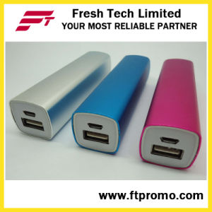 Portable Mobile Custom Printed Square Power Banks (C017) pictures & photos