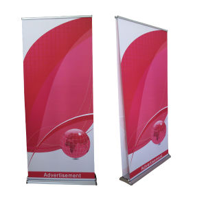 Upmarket Double Side Roll up Stand for Exhibition Advertisement Promotion pictures & photos