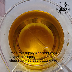 99% Good Quality Fast Shipping Yellow Steroid Powder Trenbolone Acetate pictures & photos
