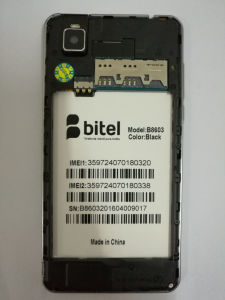 Phone Accessories Touch Screen for Bitel B8603 Digitizer Replacement pictures & photos