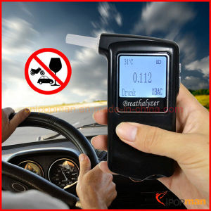New Fuel Cell Sensor Alcohol Tester Breath Alcohol Tester pictures & photos