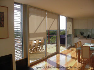 Fabric Windows Blinds Roller Windows Curtain Blinds pictures & photos