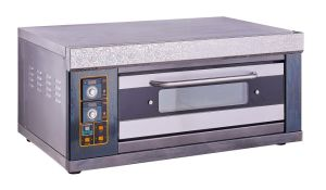 High Quality New Type Color Steel Electric Oven for Bakery pictures & photos