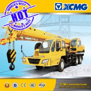 XCMG 16ton Boom Truck Crane, Crane for Trucks Qy16b. 5 pictures & photos