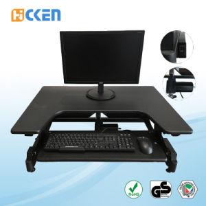 Hot Sale Cheap Adjustable Office Computer Desk pictures & photos