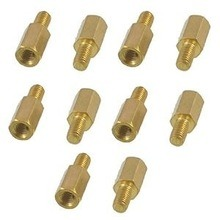 Precision Machined/Machine/Machinery CNC Machining Brass Metal Auto Spare Parts pictures & photos