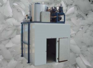 1 Ton Flake Ice Machine (LLC) for Fish pictures & photos