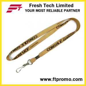 Promotional Gift Polyester Lanyard for Screen Printing pictures & photos