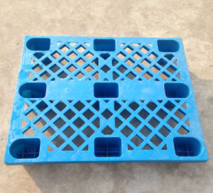Plastic Supermarket Stacking Storage Pallet pictures & photos
