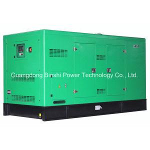 375kVA Super Quiet Canopy Silent Diesel Soundproof Generator Set pictures & photos
