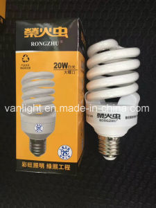 Full Spiral CFL Lamp of Energy Saving Lamp (20~30W) pictures & photos