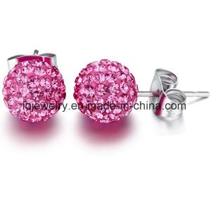 Shamballa Crystal Ball Earrings Any Size Is Available pictures & photos