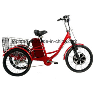 Topmaq Electric Tricycle with 60km Range pictures & photos