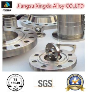 Hastelloy C-276 Super Alloy Steel Flange with High Quality pictures & photos