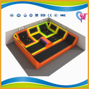Guangzhou Factory Professional Indoor Trampoline Park (A-15254) pictures & photos