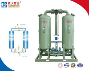 Easy to Operate/ Low Energy Consumption No Thermal Adsorption Dryer