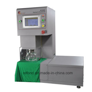 Hydraulic Bursting Strength Tester for Fabric Testing pictures & photos